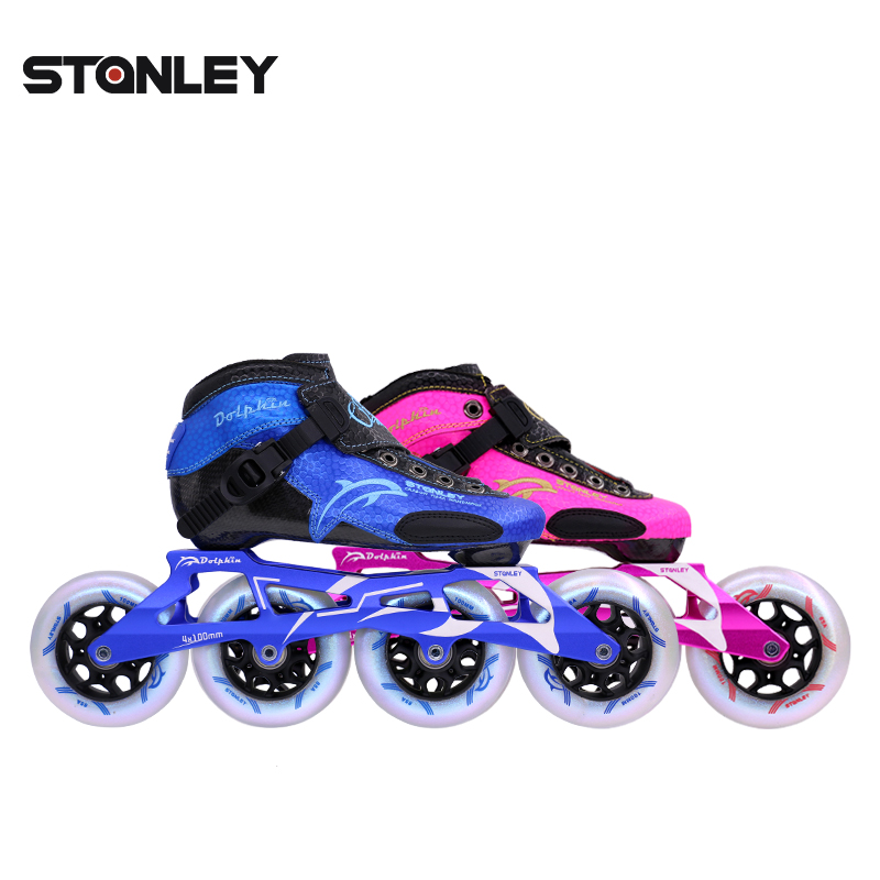 >Dolphin Junior Inline Speed Skates