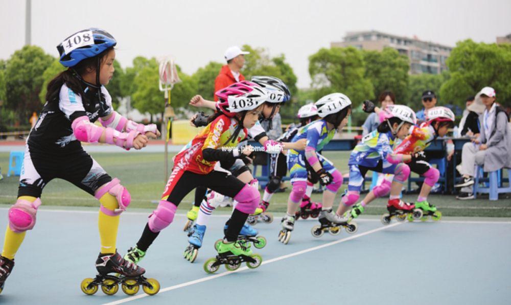 苏州小学生速度轮滑比赛在昆山市淀山湖小学落幕,推广轮滑球同步发展 | 斯坦利体育