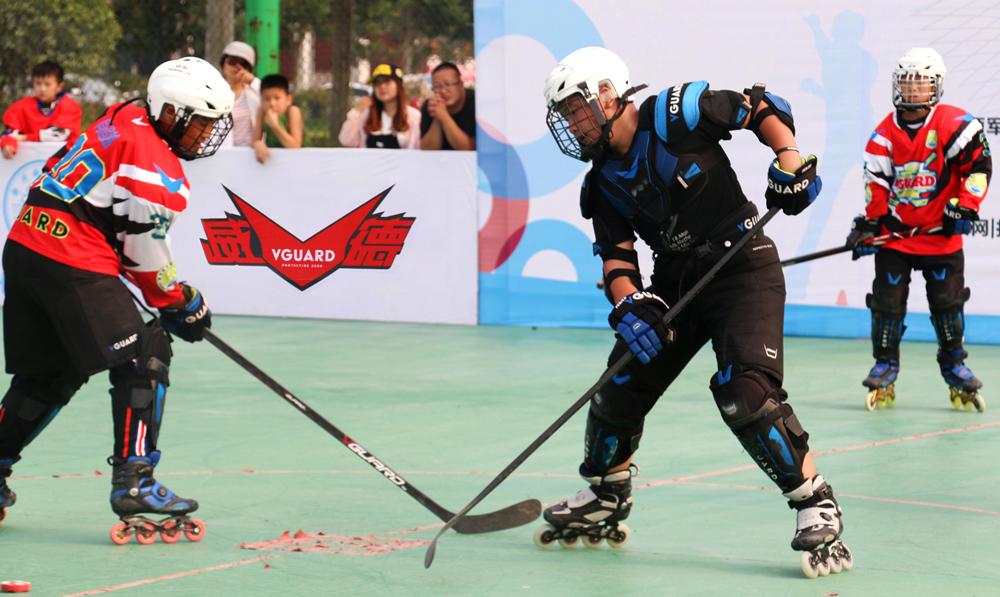 VGUARD威德赛场上的风采,河南省轮滑锦标赛成功举办! | 斯坦利体育
