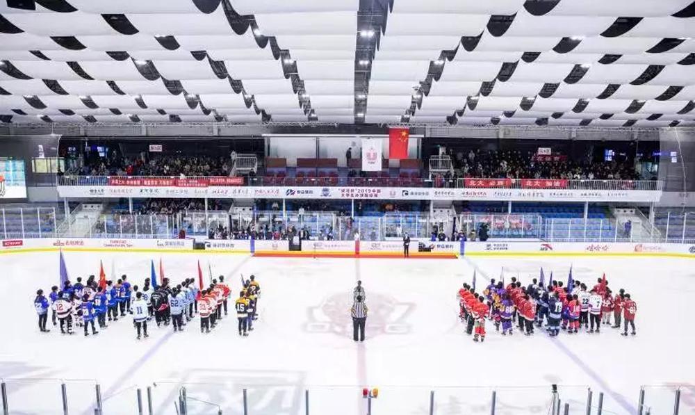 2019中国大学生冰球锦标赛开赛 | 斯坦利体育